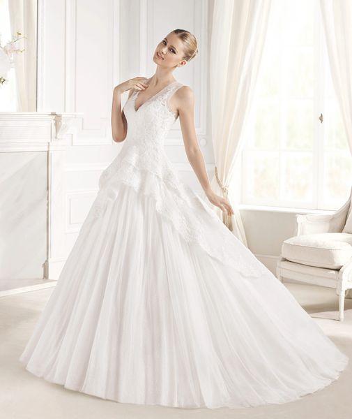 La Sposa by Pronovias Wedding Dress Gown Estralita   Anne Bridal ...