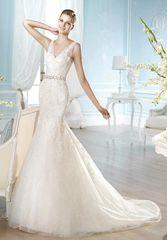 San Patrick by Pronovias Wedding Dress Haman