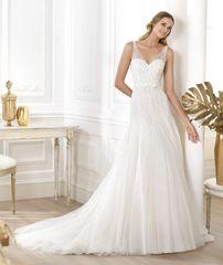 Pronovias Wedding Dress Lacinne