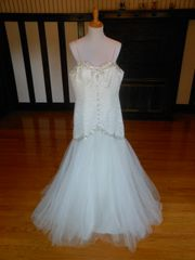 Hilary Morgan Wedding Dress DBE516