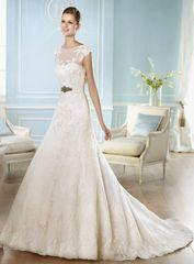 San Patrick by Pronovias Wedding Dress Harkin