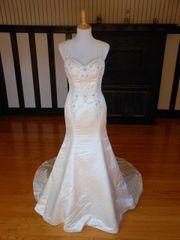 Justin Alexander Wedding Dress