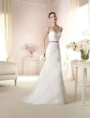 White One by Pronovias Wedding Dress Dalmira
