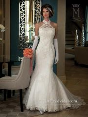 Mary's Bridal Wedding Dress 6201