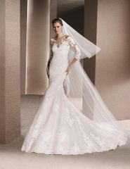 La Sposa by Pronovias Wedding Dress Roxanne