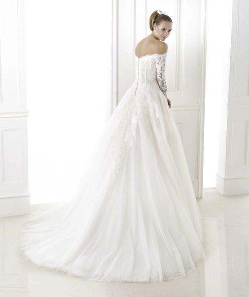 Pronovias Wedding Dress Gown Bespin