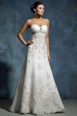Emerald Bridal Wedding Dress 9124