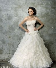 Madeline Gardner New York Wedding Dress