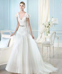 San Patrick by Pronovias Wedding Dress Haldis