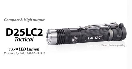 EagTac D25LC2 **TACTICAL** CLICKY