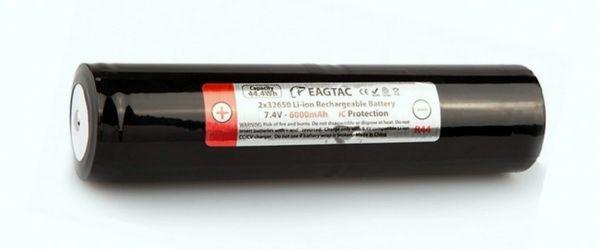 EagTac MX25L2 R44 6000mAh Battery Pack
