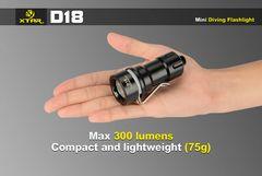XTAR D18 - KIT