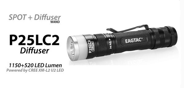 EagTac P25LC2 **DIFFUSER**