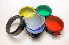 EagTac M Series Flip Lens Filter