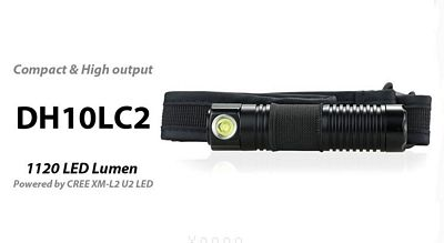 Sportac DH10LC2 Headlamp (FLOODY)