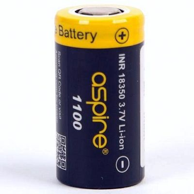 Aspire 18350 1100mAh INR Rechargeable Battery