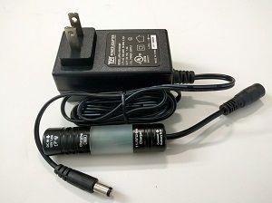 Sportac ZP10L9 Battery Pack AC Power Cord