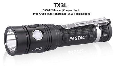 EagTac TX3L (RECHARGEABLE)