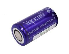 18350 1100mAh Vapcell INR Rechargeable Battery