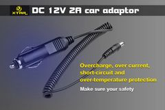 XTAR SP, VP, WP, XP4 Series Car Adapter