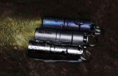 MecArmy illumineX-1 TITANIUM, w/ Micro Charging Cable