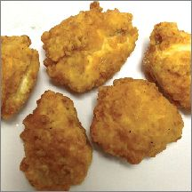 FC Whole Grain Breaded Breast Chunks (Boneless Wings)