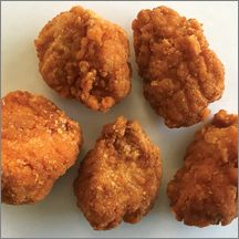 FC Breaded Spicy Breast Chunks (Boneless Wings)