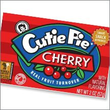 "Cherry ""Cutie Pie"" Turnover, 2 oz"