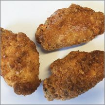 FC Large Spicy Breaded Chicken Wings