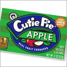 "Apple ""Cutie Pie"" Turnover, 2 oz"