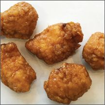 FC Whole Grain Asian Breast Chunks (Boneless Wings)