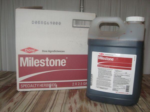 Dow Milestone 25 Gall Jug C3m Chemical