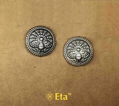 Silver mor studs