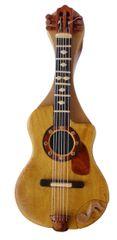 Acoustic Guitar Handmade Puzzle Box