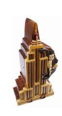 King Kong Wooden Secret Puzzle Box