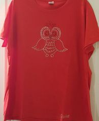 Red Owl Tee