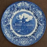 Georgia Historical Plate - Capitol, Atlanta, Georgia