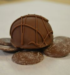 Milk Chocolate -- Classic Truffle