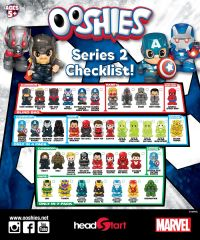 Marvel Series 2 Ooshies