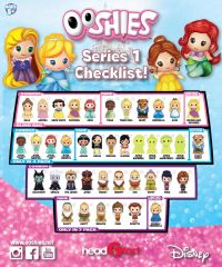Disney Ooshies Series 1