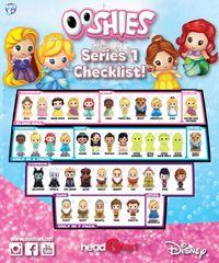 Disney Ooshies Series 1