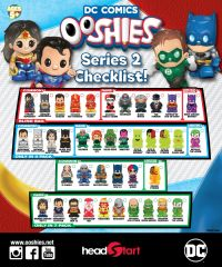 DC Series 2 Ooshies