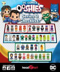 DC Series 2 Ooshies