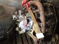R 975 C1 Continental Radial Tank Engine # 1