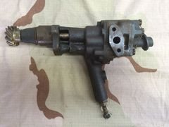M-8 armored car oil pump