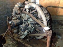 R 975 C1 Radial Tank Engine #4 on hold