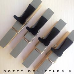 Welly Boot Magnetic Pegs