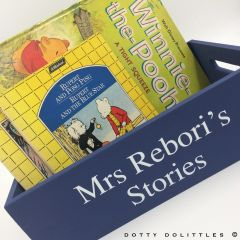 Teacher Story Tray