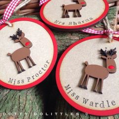 Christmas Tree Decorations - Ready to Post