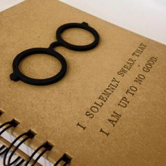 Harry Potter Notebook